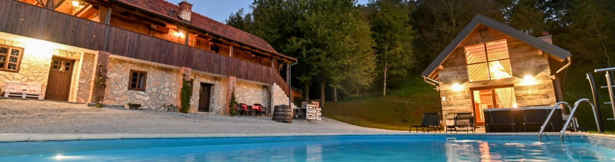 Villa country house Pijevci